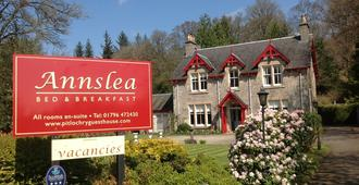 Annslea Guest House - Pitlochry - Κτίριο