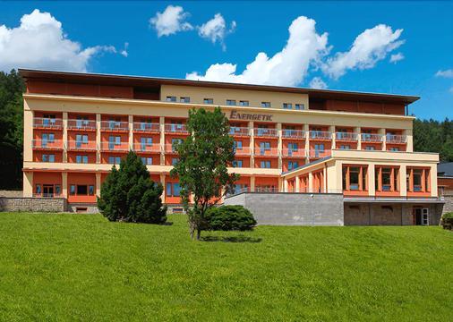 Wellness Resort Energetic - Rožnov pod Radhoštěm - Building