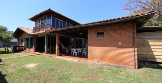 Hostel Manga Rosa - Foz do Iguaçu - Building