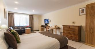 Emu Point Motel & Apartments - Albany - Bedroom