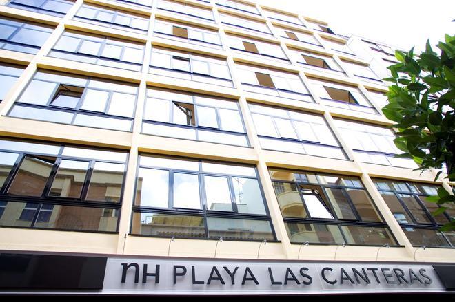 NH 拉斯帕爾瑪斯帕爾亞拉斯卡昂特日拉斯酒店 - 大加那利島拉斯帕爾瑪斯 - 拉斯帕爾馬斯 - 建築