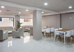 NH 拉斯帕爾瑪斯帕爾亞拉斯卡昂特日拉斯酒店 - 大加那利島拉斯帕爾瑪斯 - 拉斯帕爾馬斯 - 餐廳