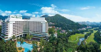 Hotel Equatorial Penang - George Town - Edificio