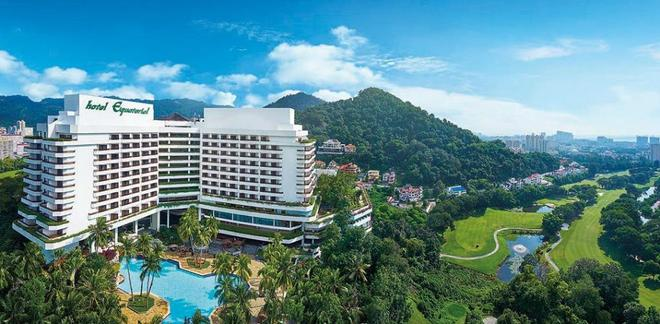 Hotel Equatorial Penang - George Town - Building