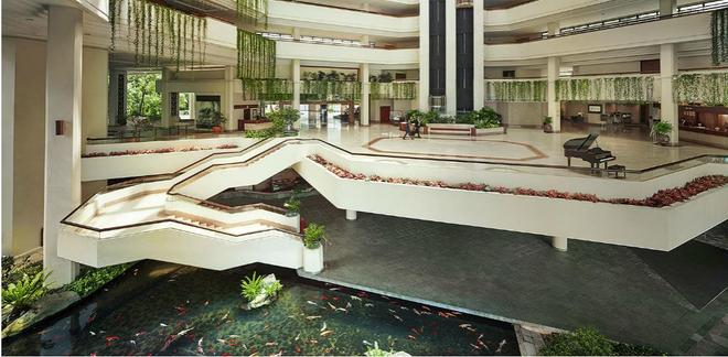 Hotel Equatorial Penang - George Town - Lobby