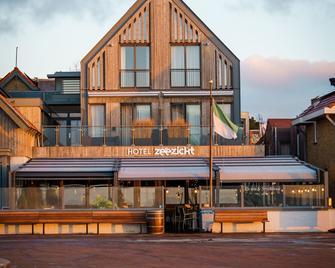Hotel Zeezicht Vlieland - Oost-Vlieland - Gebouw