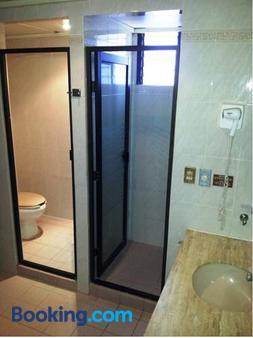 弗勒明酒店 - 墨西哥城 - 浴室