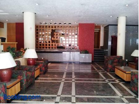 弗勒明酒店 - 墨西哥城 - 大廳