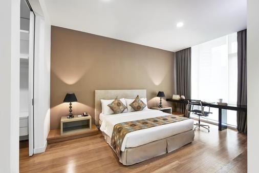The Face Suites Kuala Lumpur - Kuala Lumpur - Bedroom