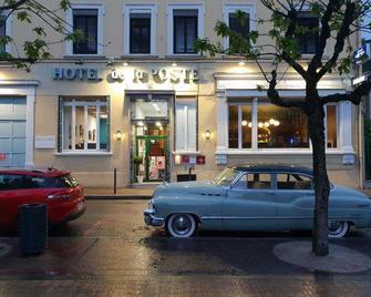 Grand Hotel de la Poste - Vienne - Gebäude