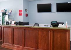 Econo Lodge Inn & Suites South - Sandusky - Vastaanotto