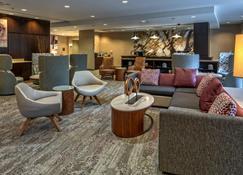 紐波特紐斯機場萬怡酒店 - 紐波特紐斯 - 紐波特紐斯 - 休閒室