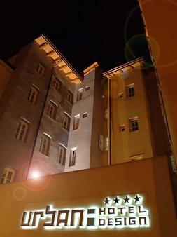 Urban Hotel Design - Trieste - Building
