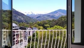 Hotel Notre Dame De La Sarte - Lourdes - Balkon