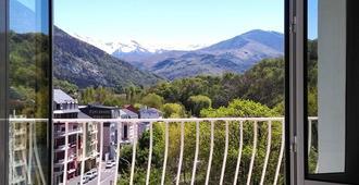 Hotel Notre Dame De La Sarte - Lourdes - Balcone