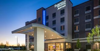 Fairfield Inn & Suites By Marriott Chicago Schaumburg - Schaumburg - Rakennus