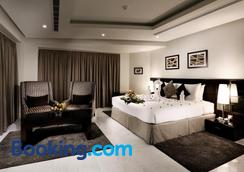 Aswar Hotel Suite Al Ulaya - Al Khobar - Bedroom