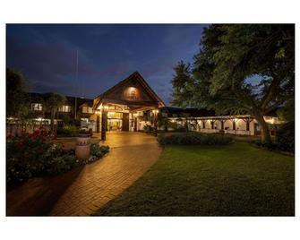 Emerald Resort & Casino - Vanderbijlpark - Gebouw