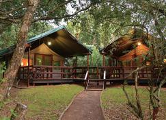 Falaza Game Lodge - Hluhluwe - Makuuhuone