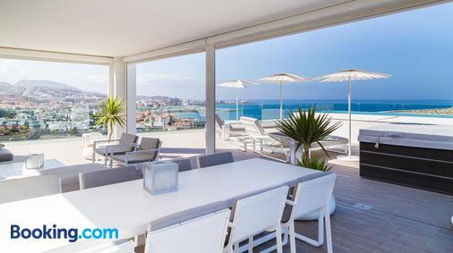 Hotel Baobab Suites - Adeje - Balcony