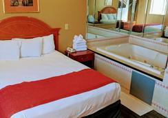 Jets Motor Inn - Queens - Bedroom