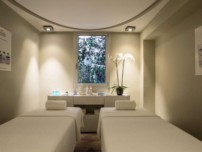 索菲特里昂貝勒庫爾酒店 - 里昂 - 里昂 - 建築