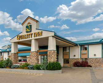 Quality Inn - Dillon - Building