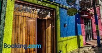 Planet Hostel - San Cristóbal de las Casas - Building