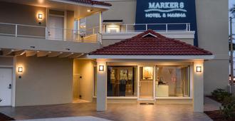 Marker 8 Hotel & Marina - St. Augustine - Edificio