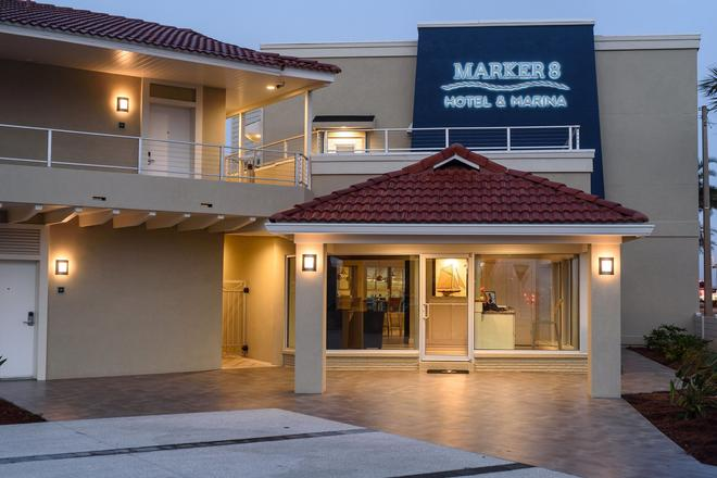 馬克爾 8 號濱海飯店 - 聖奧古斯丁 - 建築