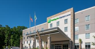 Holiday Inn Express & Suites Charlotte Airport - Charlotte - Gebäude