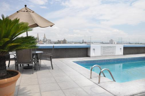 Best Western Plus Gran Hotel Centro Historico - Guadalajara - Pool