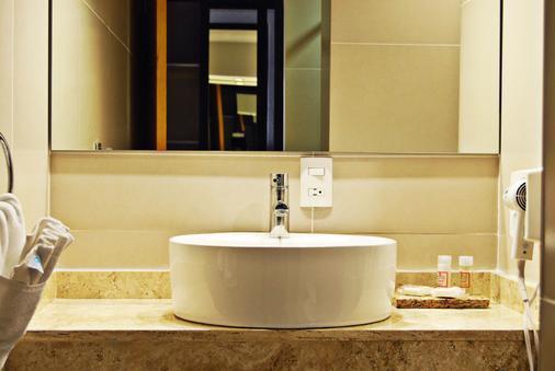 Best Western Plus Gran Hotel Centro Historico - Guadalajara - Kylpyhuone