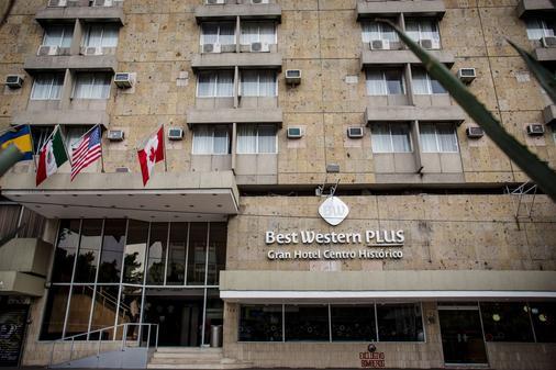Best Western Plus Gran Hotel Centro Historico - Guadalajara - Rakennus