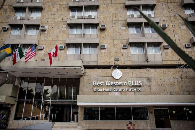 Best Western Plus Gran Hotel Centro Historico - Guadalajara - Building
