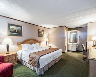 Rodeway Inn & Suites - Charles Town - Slaapkamer
