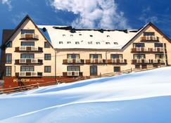 Park Hotel Fomich - Bukovel - Bina