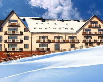 Park Hotel Fomich - Bukovel - Gebäude