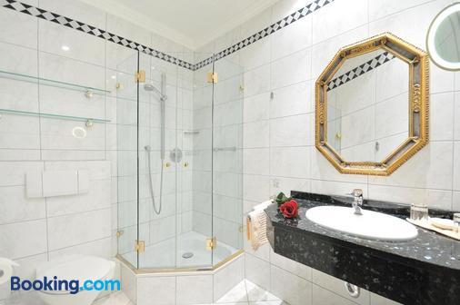 Hotel Residenz am Rosengarten - Bad Kissingen - Bathroom