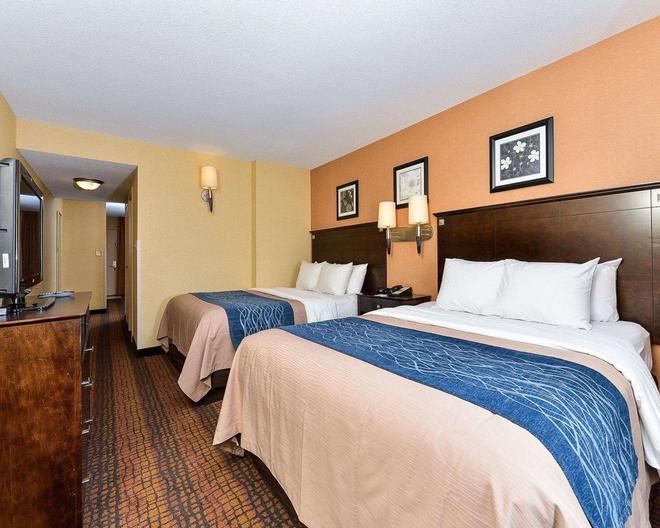 Quality Suites - Tinton Falls - Chambre