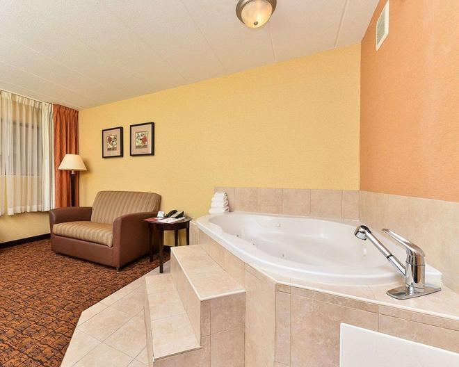 Quality Suites - Tinton Falls - Salle de bain