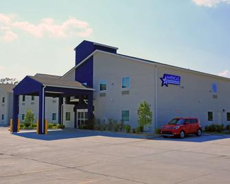 Americas Best Value Inn & Suites Prairieville - Prairieville - Building