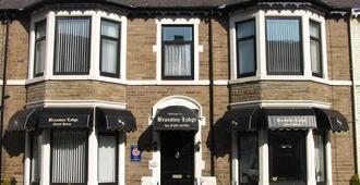 Branston Lodge - Blackpool - Rakennus