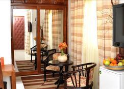 Hotel Nina - Dakar - Phòng ăn