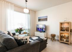 Nordica Design Residence Rovaniemi - Rovaniemi - Living room