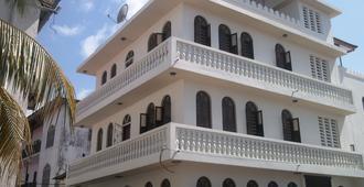 Funguni Palace Hotel - Zanzíbar - Edificio