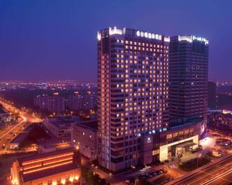 DoubleTree by Hilton Wuxi - Wuxi - Building