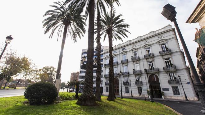 The River Hostel - Thành phố Valencia - Toà nhà
