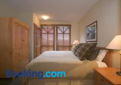 Pan Pacific Whistler Mountainside - Whistler - Schlafzimmer