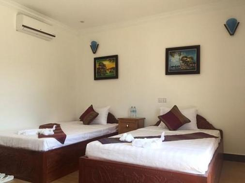 White Sea Boutique Hotel - Krong Preah Sihanouk - Bedroom